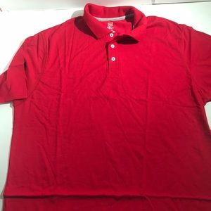 Hanes Men's X-Temp Polo